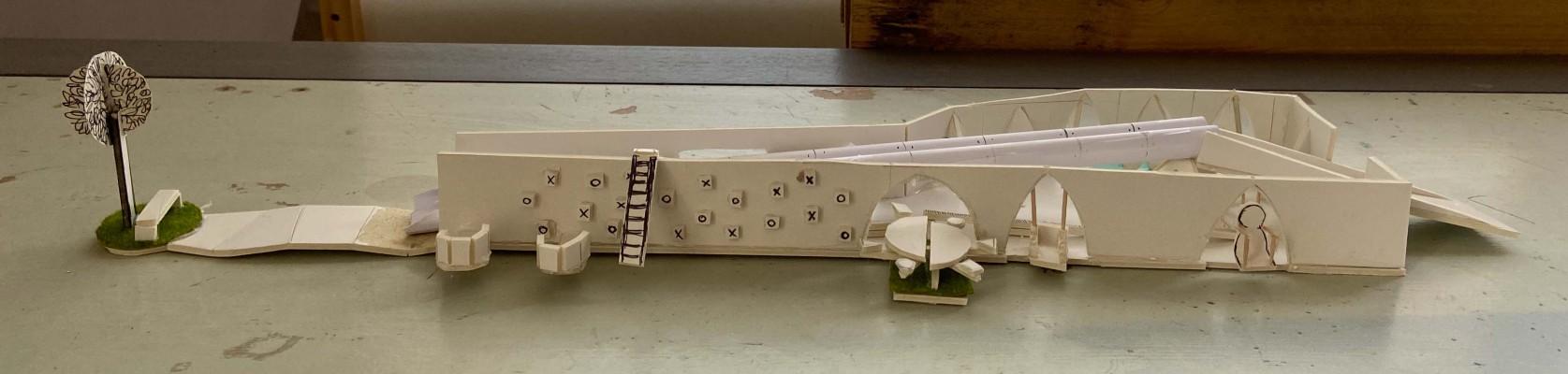 Spielplatz Modell 02